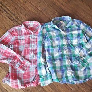 J. Crew Shirt Bundle